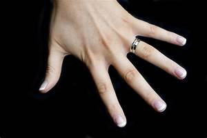 Wedding rings for women on finger for Which finger is your wedding ring finger