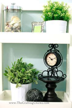 10 ways to take a bathroom from drab to fab shelving over