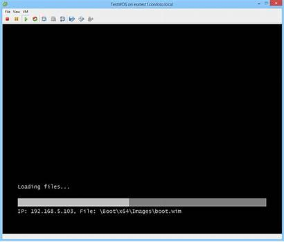 Deployment Windows Services Wds Configuring Using Server