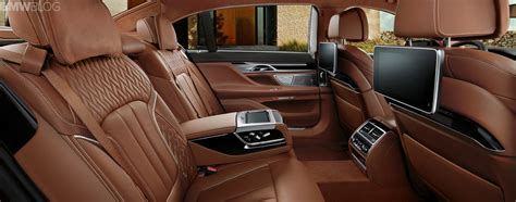 Bmw Series 7 Interior by 2016 Bmw 7 Series Interior Is A Masterpiece