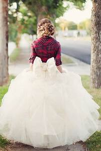 Postcards and pretties style lumberjack jill for Flannel wedding dress