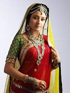 Paridhi Sharma - Jodha of Jodha Akbar TV show in zee tv ...