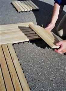 Terrassenfliesen Holz Klicksystem Verlegen : terrassenfliesen fico l rche bei ~ Michelbontemps.com Haus und Dekorationen