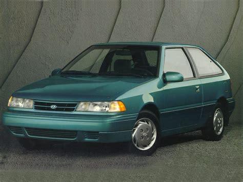 1993 Hyundai Excel Overview Carscom