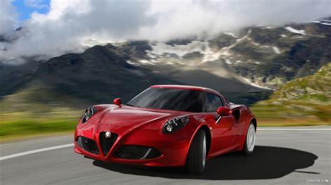 2014 Alfa Romeo 4c Launch Edition Wallpaper