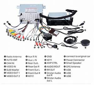 Chevrolet Cruze Audio System Wiring Diagram