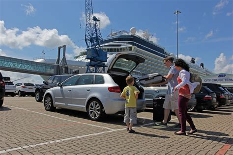 Car Parking Southton Cruise by Cruise Southton Travel Parking