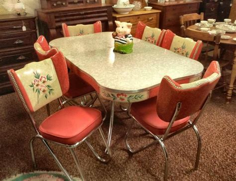 retro kitchen table and chairs learn about vintage dining tables and how they make your