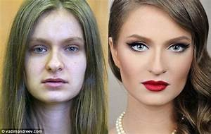 27 Unbelievable Before And After Make Makeup Photos  I Can U2019t Believe  19  Wow  This Is Impressive U2026