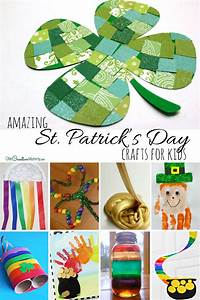 Amazing St. Patrick's Day Crafts for Kids ...