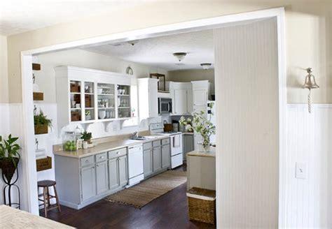 Gray Kitchen Love