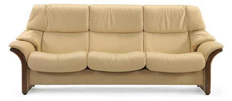 stressless sofa stressless eldorado highback sofa modern recliner leather sofa