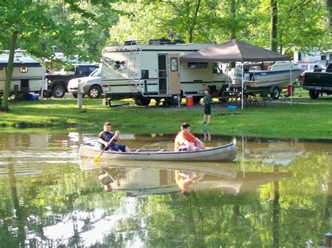 Canoeing | Camp Lord Willing RV Park & Campground