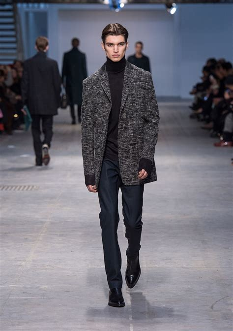 costume national homme fall winter  milano fashion