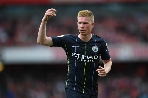 Kevin De Bruyne Attends Premiere on Crutches as Stars Back ...