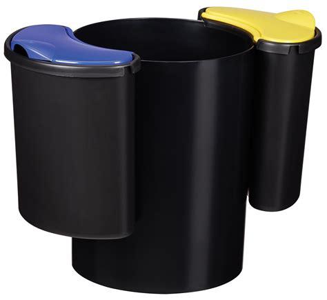 poubelle de bureau tri selectif poubelle tri sélectif bureau promo