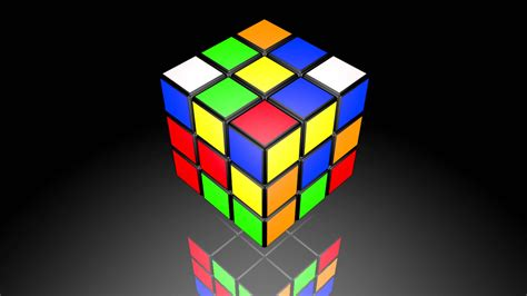 Animated Images Animated 3d Rubik S Cube