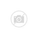 Spring Easter Icon Flower Branch Icons Yellow