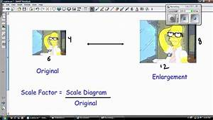 Scale Factor  Enlargement And Reduction