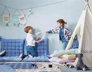 amenager la chambre d39un enfant avec la deco matelas de With tapis chambre bébé avec banc de canapé pas cher