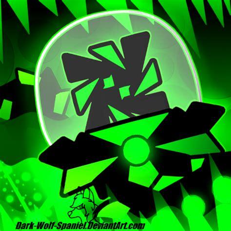 Geometry Dash Icons  Greeneys45 By Electrospanz On Deviantart