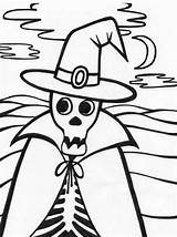 Halloween Coloring Skeleton Printables Pages Printable Activity Kindergarten Children Clipartmag Colors Blank Tags Colorful Getcoloringpages Popular sketch template