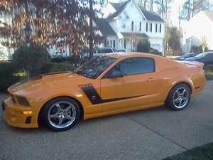2007 Ford Mustang Roush 427R Grabber orange for Sale in Ashaiiu, Virginia Classified ...