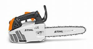 Stihl Ms 193 T Chainsaws  Saw Chains And Guide Bar