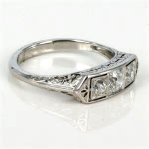 1920s deco engagement rings 1920s deco engagement rings a can