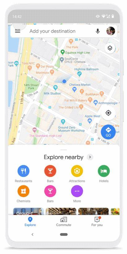 Timeline Maps Google Updated Beta Reservations Expands