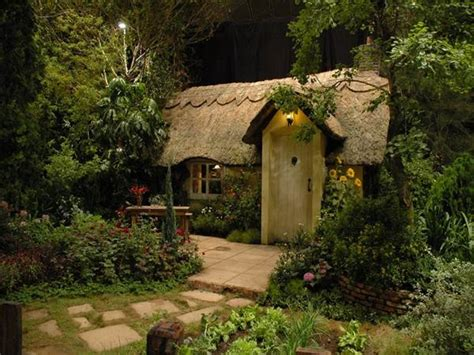 beautiful  magical fairy tale cottage designs