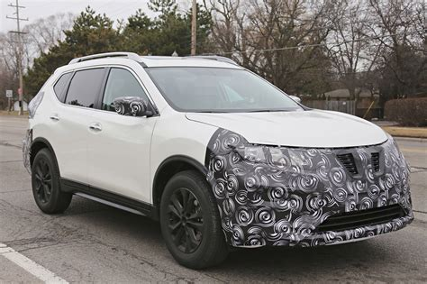 nissan x trail facelift 2020 nissan x trail facelift coming in late 2016