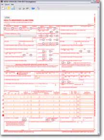 Cms 1500 Forms Software
