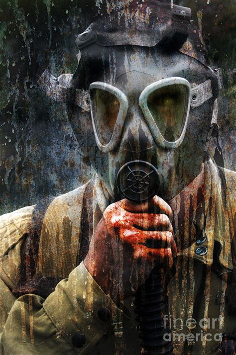 world war  gas masks