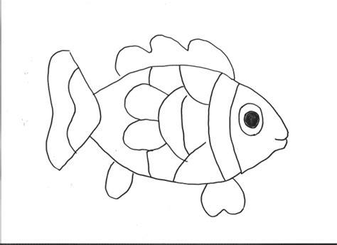 fish coloring pages for preschool preschool and kindergarten 603 | free animals fish printable coloring pages for kindergarten