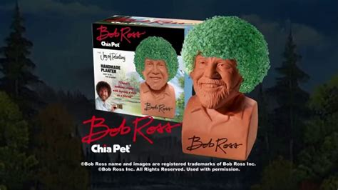 Chia Pet Tv Commercial, 'bob Ross, Groot, Emojis And More