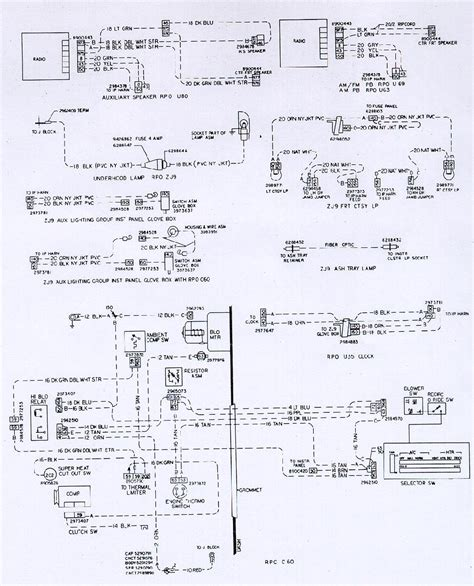 Ignition Wiring Diagram Corvette Library