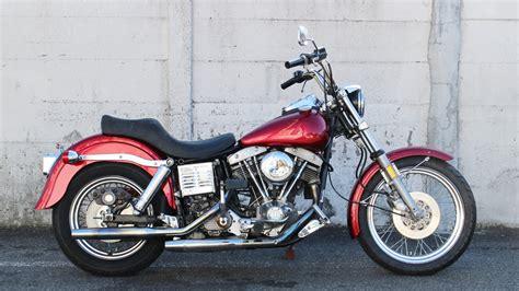 1979 Fxef Harley Davidson Shovelhead