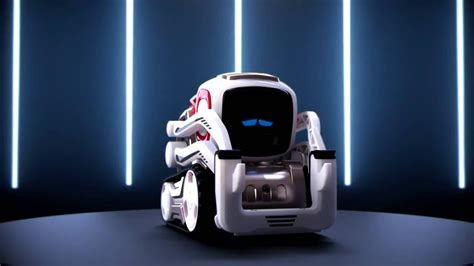 birth  cozmo  smart robot   brainanki youtube