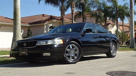 Find Used Cadillac Seville Sts All Black Inch