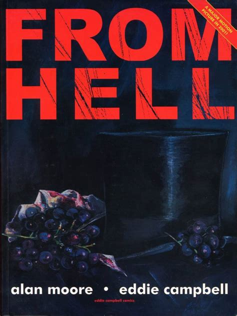 From Hell by The Ripper Graphic Novel Quot From Hell Quot Set For Tv