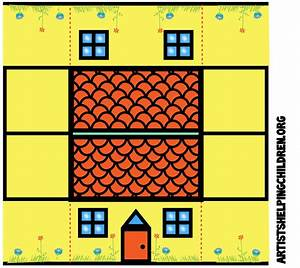 Paper House | New Calendar Template Site