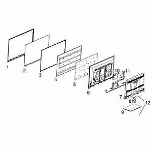 Rca Led Television Parts