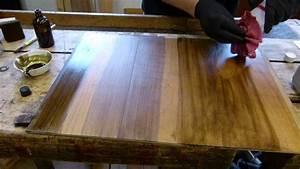 Ausgleichsmasse Auf Holz : lackieren neuen holzes mit spirituslack youtube ~ Michelbontemps.com Haus und Dekorationen