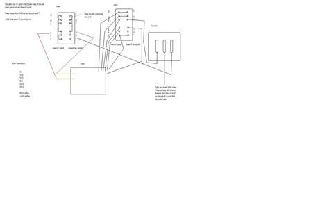 three phase using pony motor and capacitor