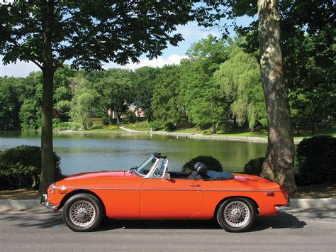 1965 74 mgb the classic years moss motoring