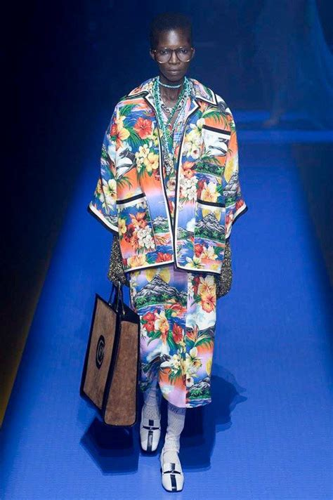 Gucci Spring 2018 Ready To Wear Fashion Show Spring 2018
