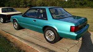 Rare, Unmarked Special Service Fox Mustang For Sale