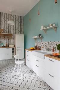 Cuisine deco scandinave deco scandinave vintage ide for Deco cuisine avec chaise cuisine scandinave