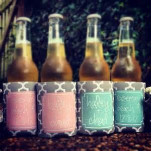 koozies for weddings wedding koozies haymarket designs